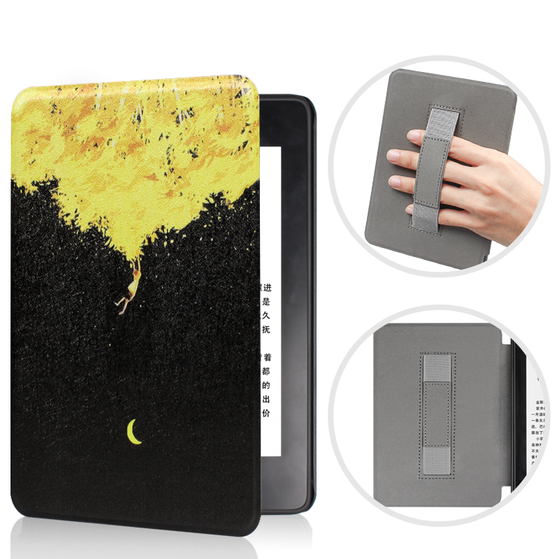 Magnetic Smart Cover Case For Amazon Kindle Paperwhite 4 New 2018 Released Case Funda For Kindle Paperwhite 10th Generation Case