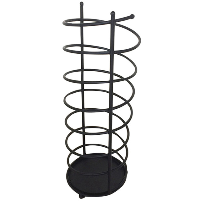 Hot Selling Umbrella Stand Spiral Shape Umbrella Rack Home Hotel
