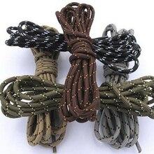 Горячая практичные прочные 160 см Длинные круглые шнурки высокого качества для альпинизма шнурки 1 пара