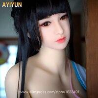 AYIYUN Новый Настоящее Размеры d силиконовые секс куклы реалистичные девушка манекены полный Размеры куклы сексуальные игрушки оральный анал