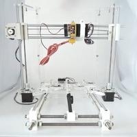 [Sintron] 3D printer full frame mechanical Kit for Reprap Prusa i3 DIY,Acrylic Frame,Plastic parts,LM8UU bearings