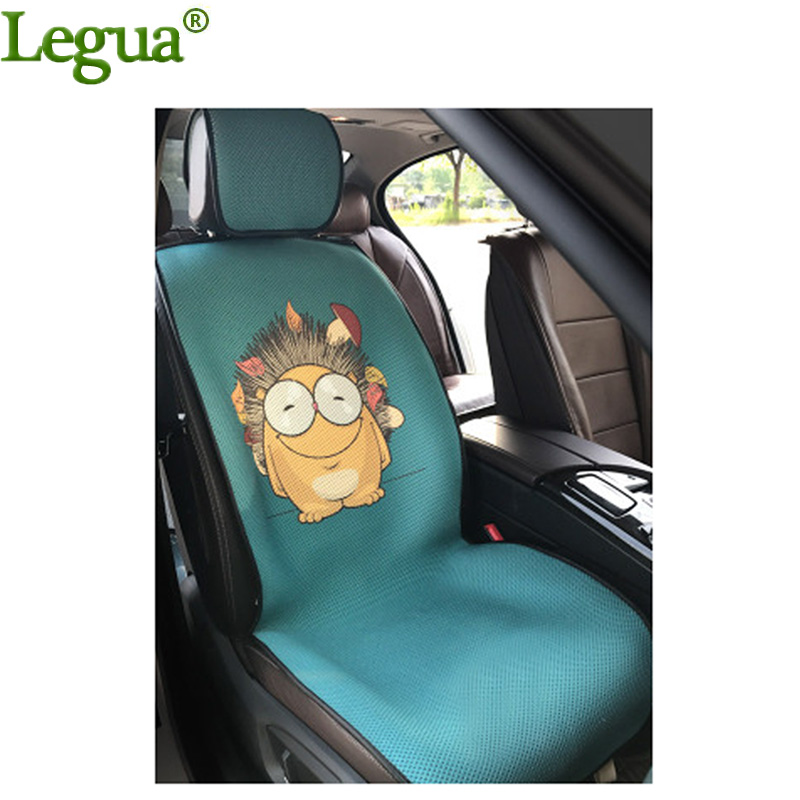 Legua housse de siège de voiture universel protecteur de siège de voiture étanche cartoon housses de siège pour l'été pour enfants coussin de voiture pour auto