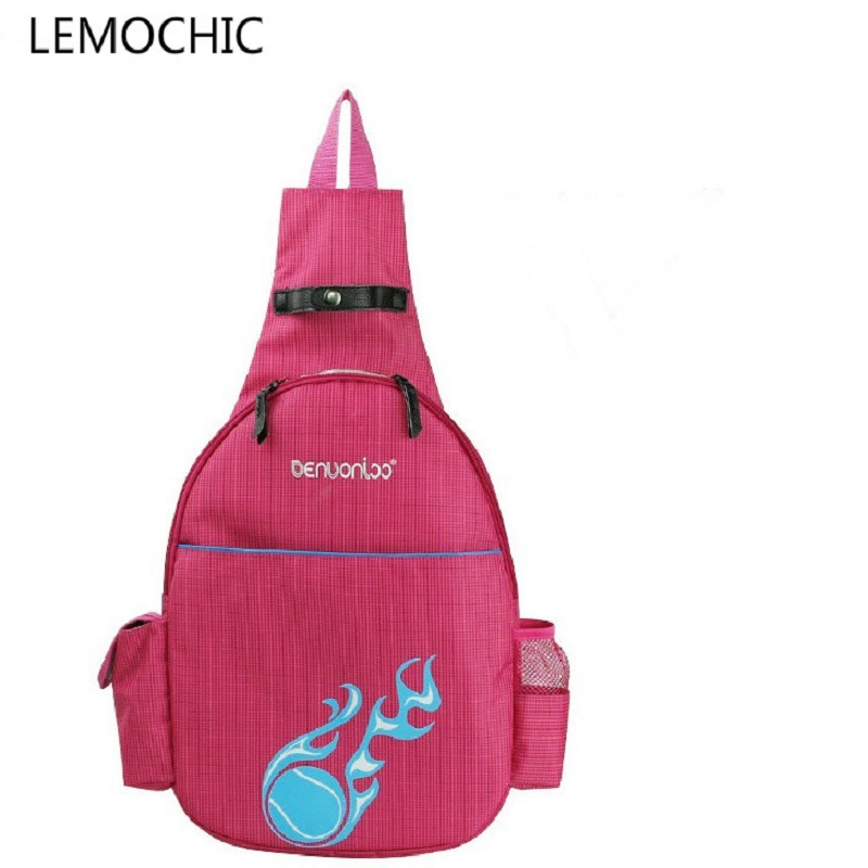 Energetic Lemochic High Quality Deportivas Mochilas Sacoche Homme Deporte Fitness Gym Badminton Tennis Racquet Sport Bag Tactical Backpack Clear And Distinctive