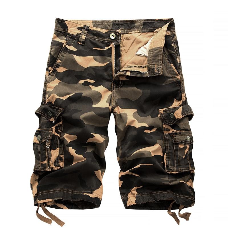 Men's summer army shorts 3