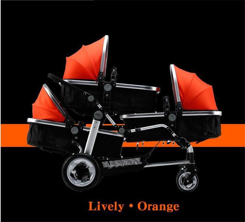 triplets stroller8