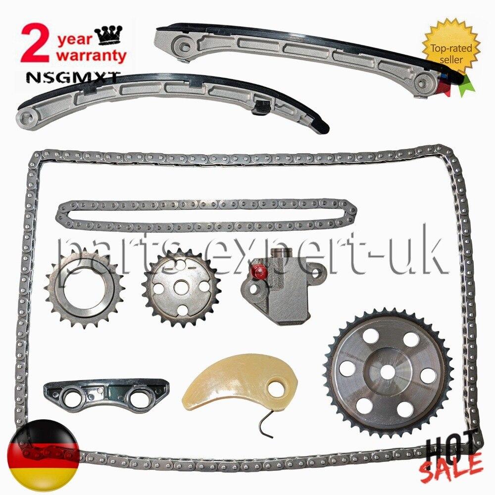 AP01 L3K914500 L3K912500A L3K911316 L3K914143 kit chaîne de direction pour Mazda 3 5 6 2.0L/MZR/DiSi avec démarrage et arrêt