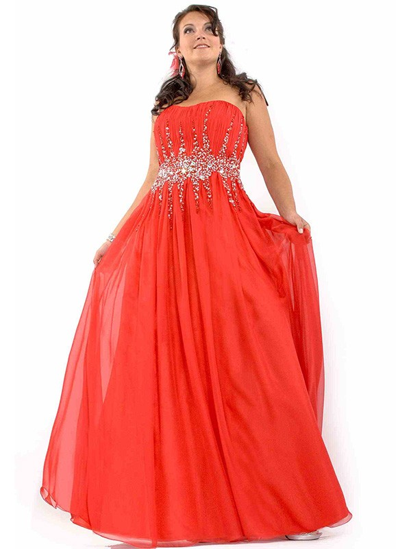 Online Get Cheap Full Figured Prom Dresses -Aliexpress.com ...