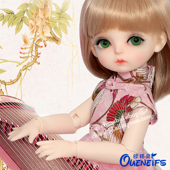 OUENEIFS free shipping Ivy 1/6 bjd sd doll model reborn baby girls boys doll eyes High Quality toys shop makeup resin uncle 1 3 1 4 1 6 doll accessories for bjd sd bjd eyelashes for doll 1 pair tx 03