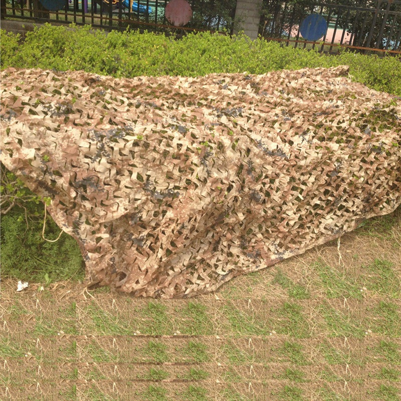 Desert Digital Camouflage Net Camo Netting Outdoor Hunting Camping Sun Shelter Car Cover Decoration Photography Background vilead 7m desert camouflage net camo net for beach shade canopy tarp camping canopy tent party decoration bar decoration
