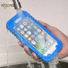 KISSCASE Waterproof Case For iPhone 8 8 Plus Case For iPhone 6s 6 Plus 7 7 Plus Cases Swimming Dive Water ShockProof Phone Cover