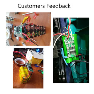 Image 2 - 2S 20A  7.4V 8.4V  18650 Lithium battery protection board/BMS board standard/balance
