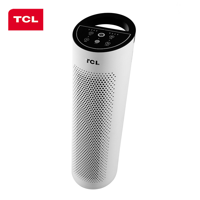 TCL Air Purifier TKJ200F Household Living Room Removing Haze Formaldehyde PM2.5 Secondhand Smoke Anion Oxygen Bar Free Shipping home bedroom air purifier removal of formaldehyde smog secondhand smoke pm2 5 living room negative ions oxygen bar purifier