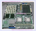 For X7DBE-X 5000P chipset 6 PCI-X slots Non-linear video Multi-screen industrial motherboard