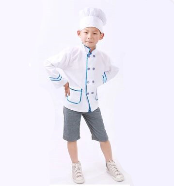 white chef costumes for kids cook costumes uniform cosplay for kids performance clothing halloween costumes-in Boys Costumes from Novelty u0026 Special Use on ...  sc 1 st  AliExpress.com & white chef costumes for kids cook costumes uniform cosplay for kids ...