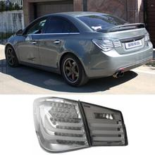 New Rear Lights Kit modification Car styling For Chevrolet Cruze 2009 2010 2011 2012 2013 2014 Blac- type High Quality