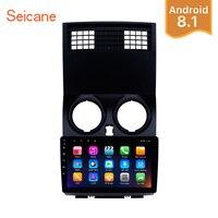 Seicane для 2005 2018 NISSAN Qashqai 9 дюймов Android 8,1 Bluetooth автомобильное радио gps навигация Bluetooth USB поддержка Carplay DVR