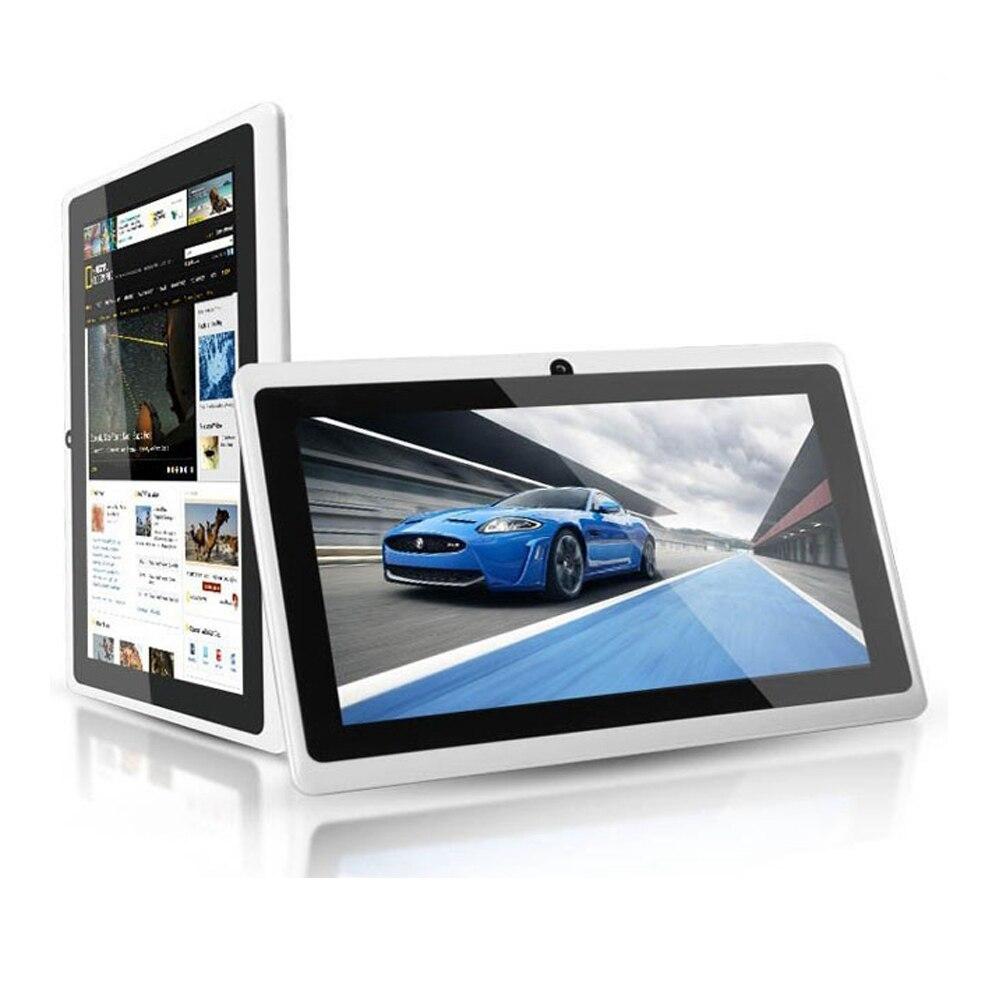 En gros 7 pouces écran tactile capacitif tablette PC avec double caméra - 6