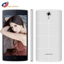 Оригинальный Doogee HOMTOM HT7 Android 5.1 MTK6580A Quad Core Мобильный телефон 1 г оперативной памяти 8 г ROM мобильный телефон 5.5 дюймов 8.0MP смартфон русский