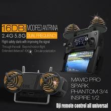 Remote Control  Antenna /Signal Range Booster Extender range for DJI MAVIC SPARK PHANTOM 3/4/4PRO /mavic air /mavic 2 pro/zoom