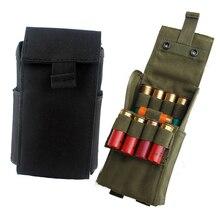 Перезагрузить боеприпасов shotgun патроны калибра молл охотничьи оболочки журнал круглый мешок