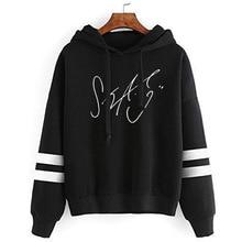 BTS Signature Striped Hoodies (21 Models)