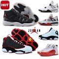 2017 New arrival Famous Brand Air Mesh 100% high quality retroes 4 11 12 13 shoes for men cheap sale US size 8-13 Free Shipping