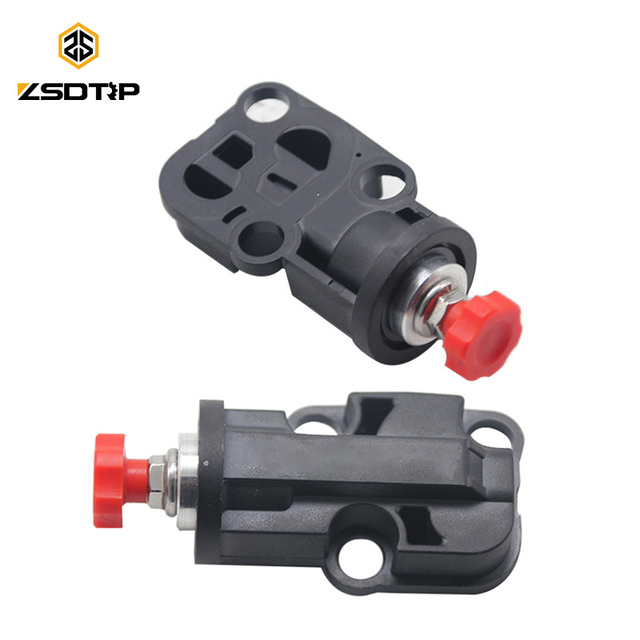 US $11 99 35% OFF| ZSDTRP Motorcycle EFI Engine Manual Idle Speed Regulator  For HONDA Rs150 Rs150R Supra GTR150 Winner 150-in Carburetor from