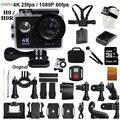 Chegada de novo! Original H9/H9R Ultra HD 4 K Câmera de Ação de 30 m waterporoof 2.0 'Tela WIFI Ir 1080 p pro Câmera esporte 170D sj
