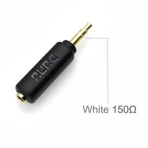 Image 3 - DUNU Original Earphone Impedance Plug 75 150 200 Ohm 3.5mm jack Noise Cancelling adapter for MP3 HiFi Player Smartphone PC AMP