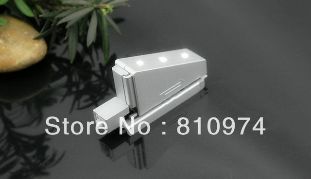 300 pcs Cabinet  Low-energy LED lights for hinges LED Lampholders Free Shipping