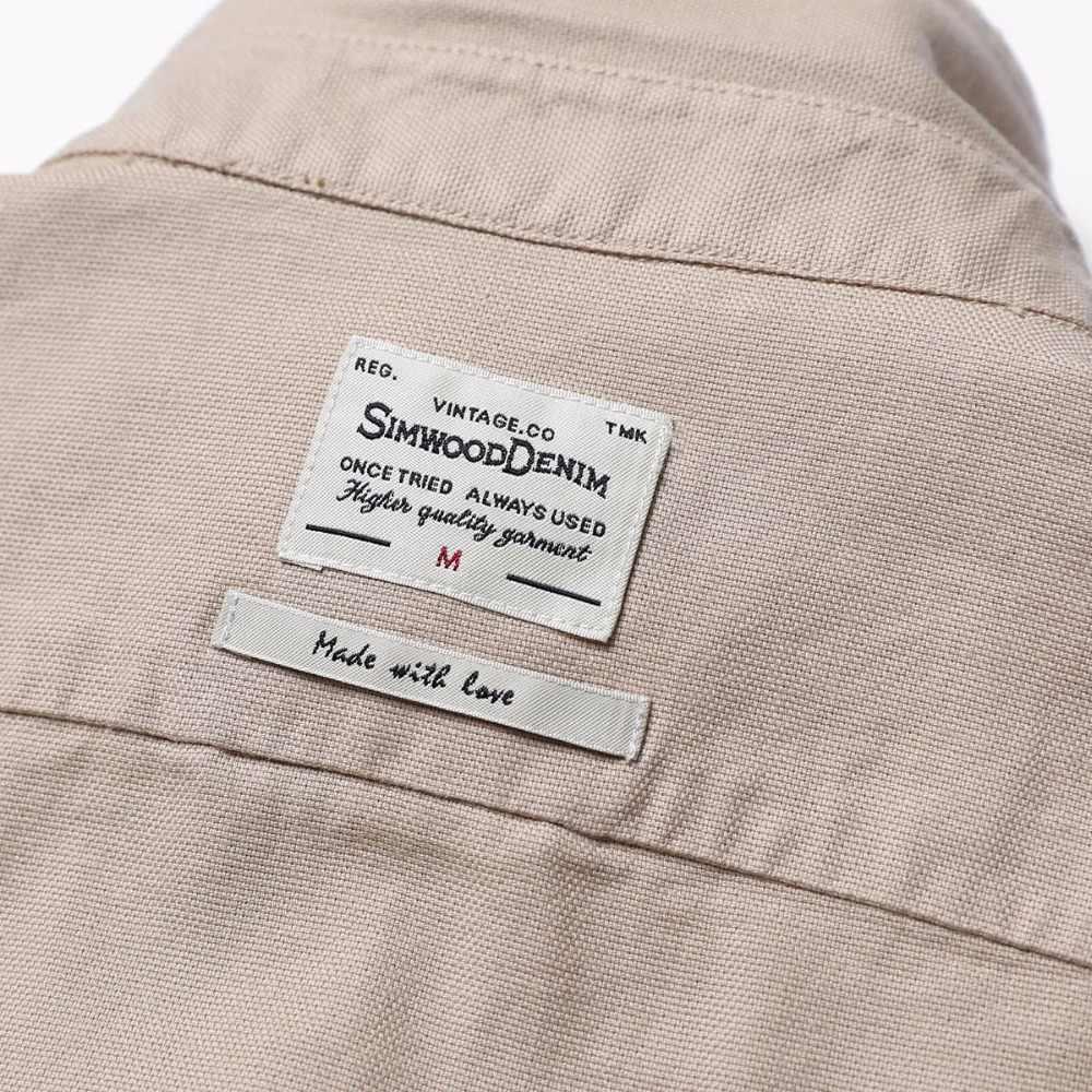 SIMWOOD 2019 koszule jesienne mężczyźni moda Casual Slim Fit kwadratowy kołnierzyk z długim rękawem koszula mężczyzna Plus Size odzież marki 180309