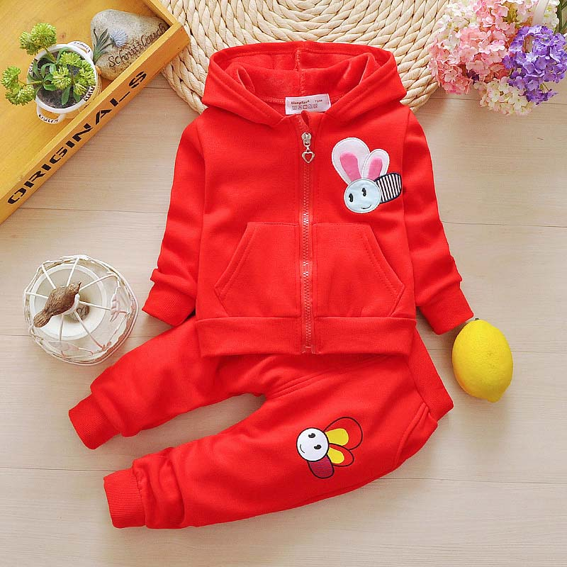 Bibicola spring autumn girls clothing set new arrival new fashion new style casual cotton clothes for toddler girls bibicola spring autumn kids clothes set