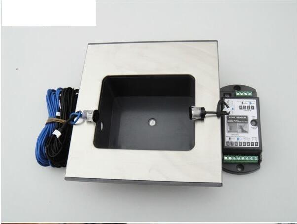 foot inductive switch for automatic door gate opener smart foot inductive switch for automatic sliding hospital door