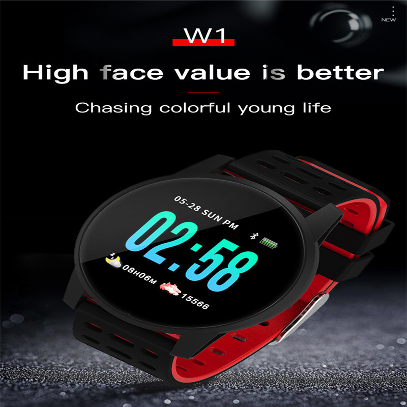 outdoor Pedometer Fitness Watch Bracelet Display Sports Tracker Digital LCD Walking Pedometer Run Step Calorie Counter WristBand
