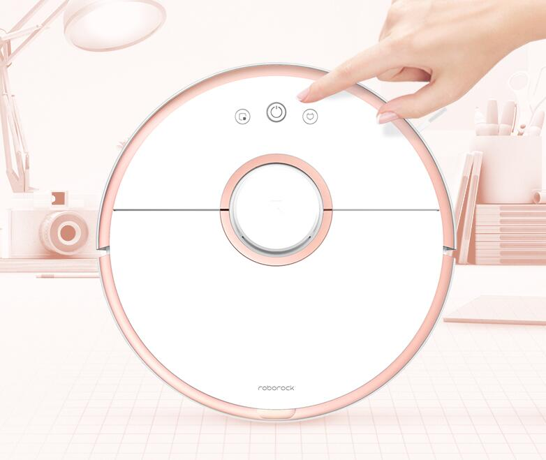 Intelligence Sweeper Household Robot Vacuum Cleaner Full Automatic Wifi Connecting Sweeping & Mopping Cleaner S51