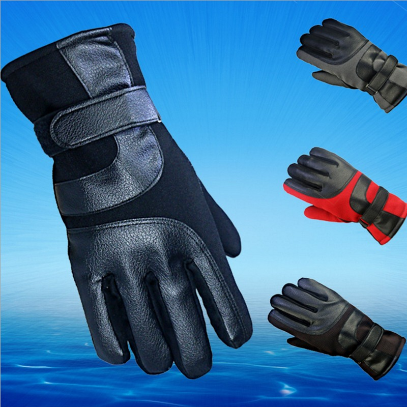Winter Ski Gloves For Men Women Sports Motorcycle Snowboard Snow font b Skiing b font Snowmobile