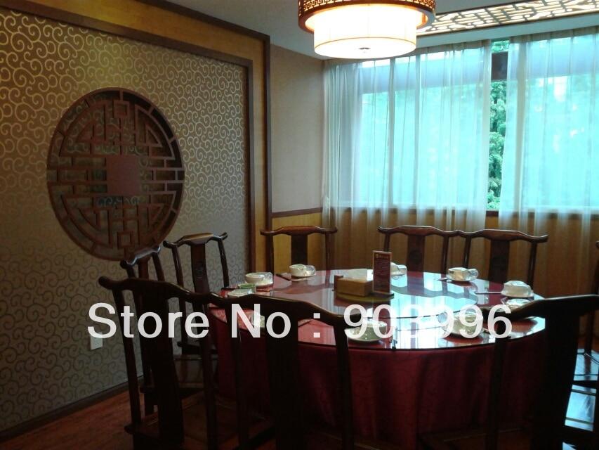 Round-180cm-Hotel cloth tablecloth restaurant tablecloth restaurant tablecloth table cloth art fangyuan antependium fabric