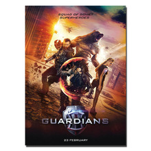 POPIGIST-2017 NEW Guardians of The Galaxy Vol.2 Movie HQ IMAX Silk Or Canvas Poster 13×18 incher-003