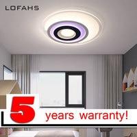 Lofahs современные светодиодные светильники потолочные для детской комнаты Для мальчиков и девочек спальня с пультом дистанционного управле
