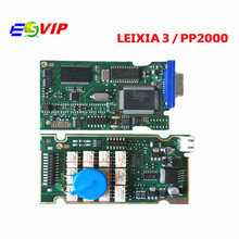 DHL free Newest Lexia PP2000 V48/V25  921815C Firmware Lexia-3 Diagnostic Tool V25 OBD2  Scanner
