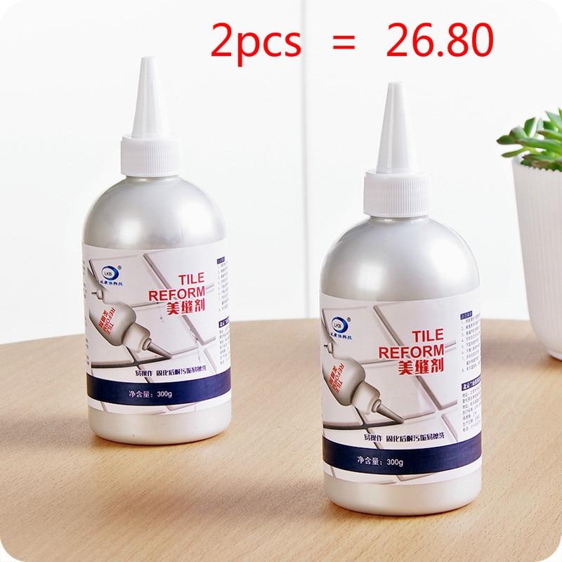 2 pcs ceramic ceramic adhesive agent beautiful seam tile grout repair agent grout grout платье seam seam mp002xw18uic