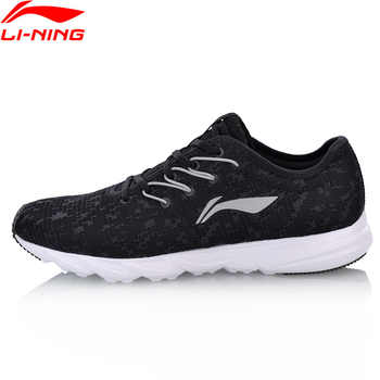 Li-Ning Men EZ RUN Running Shoes Breathable Wearable LiNing Light Weight Sport Shoes Comfort Sneakers ARBN021 XYP655 - DISCOUNT ITEM  35% OFF Sports & Entertainment
