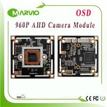 960P 1.3MP (Million Pixel) AHD Analog High Definition Security Cameras Modules module board, HD DIY your video surveillance