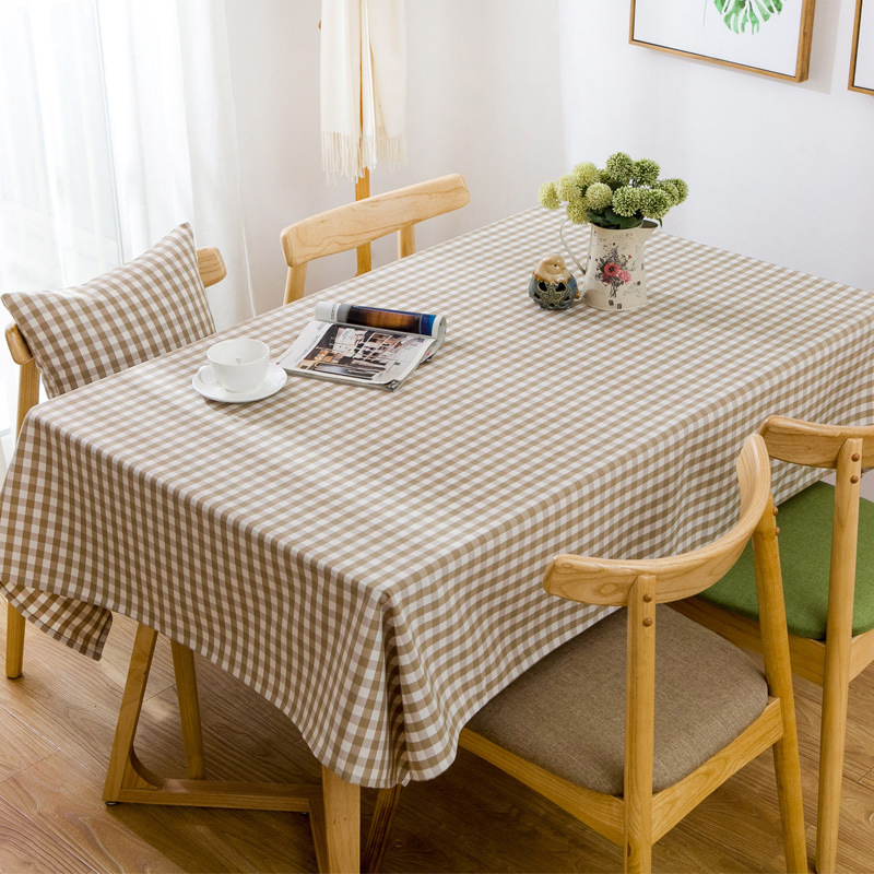 Lovely Tablecloths for Rectangular Tables