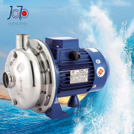 WB70/110 380V 50Hz Three Phase Micro High Pressure Dishwasher Use Stainless Steel Centrifugal Pump with BSP Thread Connector m2 5 nylon phillips pan head machine screw insulation screw