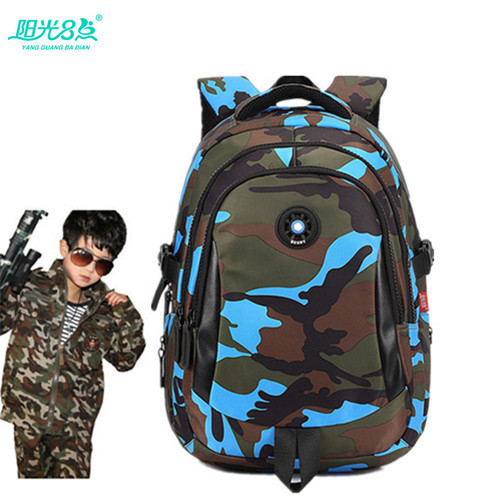 80d27a70efd Fashion Camouflage Kid Backpack Bag School Bags Travel Backpack Bags For Cool  Boy And Girl ב-Fashion Camouflage Kid Backpack Bag School Bags Travel  Backpack ...
