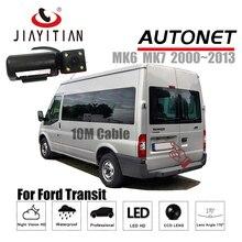 Câmera de Visão Traseira para Ford Transit tourneo JIAYITIAN MK6 MK7 2000 ~ 2013 CCD/Câmera de segurança/Placa de Licença câmera/Estacionamento Assistência