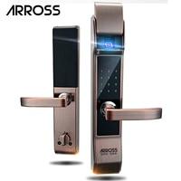 ARROSS Electronic Security Touch Keypad Password Door Lock Smart Digital Electronic Combination Password Lock Door For Home