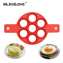 2017 Flippin' Fantastic Nonstick Pancake Maker Egg Ring Maker Perfect Pancakes Easy Waxvac Power Floss Sushi Aquapel Salad