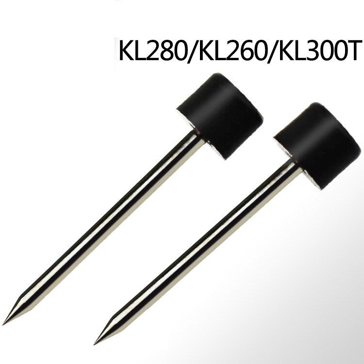 Envío libre 1 par electrodos para jilong fusionadora KL-280 KL-280G KL-280H KL-300 KL-300T KL-300F